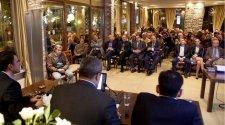 «Η Θράκη μπορεί να σηκώσει στην πλάτη της την Ελλάδα αρκεί το κέντρο να πάψει να την περιφρονεί» Αυτό ήταν το μήνυμα που έστειλε ο Ευριπίδης Στυλιανίδης σε μεγάλη συγκέντρωση για τη Θράκη που διοργανώθηκε από τον πρώην Αντιπεριφερειάρχη Αν Αττικής Ν. Πέπα, ΓΓ Ειδικών Πληθυσμιακών Ομάδων της ΝΔ στη Σταμάτα Αττικής με χορηγό επικοινωνίας την εφημερίδα Ελευθερία Του Τύπου