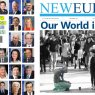 """Ισχυρή διεθνής παρέμβαση του Ευριπίδη Στυλιανίδη στη """"NEW EUROPE"""""""