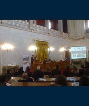 Ομιλία του Ευριπίδη Στυλιανίδη στο 6ο Διασχολικό Συνέδριο των Εκπαιδευτηρίων Ζηρίδη