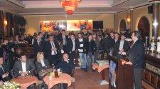 Ο Ευριπίδης Στυλιανίδης στην εκδήλωση της ΝΟΔΕ Άρτας